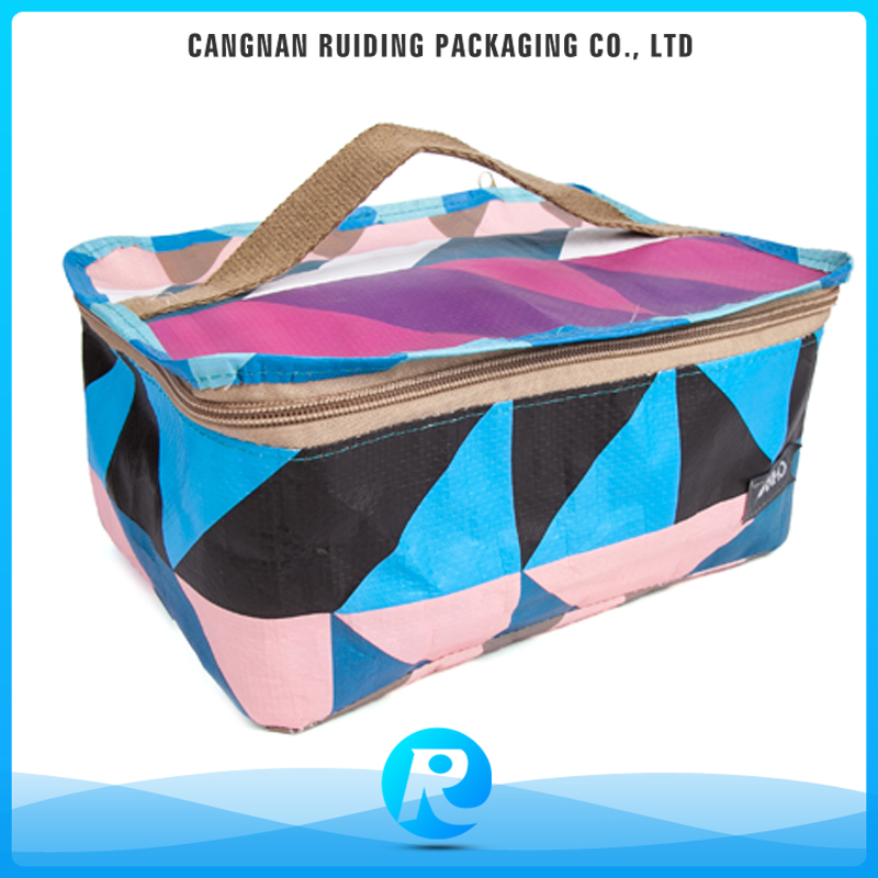 Ruiding Fashion 2017 OEM Design And Brand Picnic Beer Cooler Bags For Girls