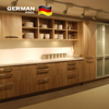 German Pool Modular Commercial Plywood MDF Kitchen Cabinet Custom Made GP22 Modern Design