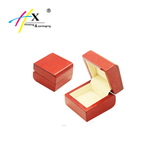 High Quality New Design Rectangular Wooden Jewelry Box