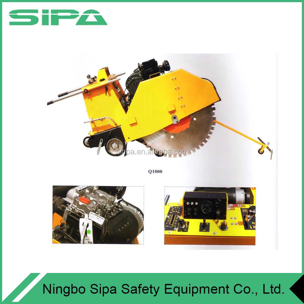 Good quality hand held hydraulic concrete saw cutting machine for sale