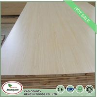 China best products engineered 15mm laminated wood veneer fancy block board