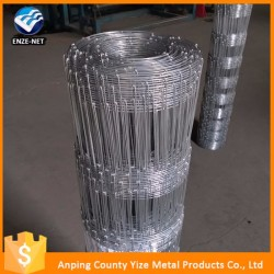 Factory Direct Sale Galvanized Field Fence/Hog Wire Fence Hot Sale export to Australia , New zealand , USA