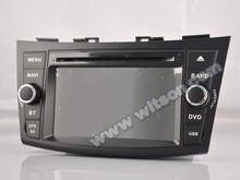 WITSON ANDROID 4.4 FOR SUZUKI SWIFT DVD GPS RADIO WITH 1.6GHZ FREQUENCY STEERING WHEEL SUPPORT RDS