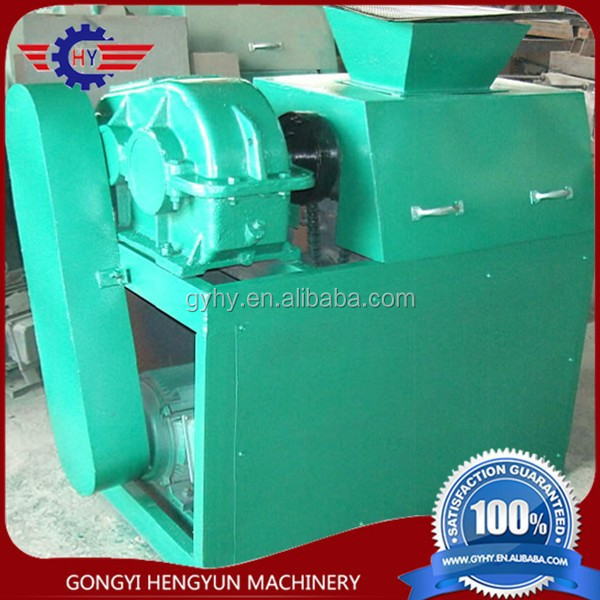 coconut ash fertilizer granulator/organic fertilizer making machine