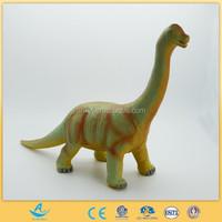 plastic dinosaur toys soft pvc dinosaur long neck small dinosaur toys