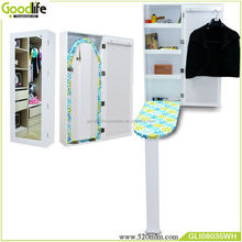 Wall-mounted ironing board mirror wholesale from Goodlife