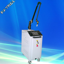 2015 Best Professional Active Q-Switch Nd-YAG Laser for Tattoo Removal
