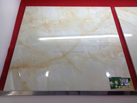 best price tile porcelain travertine look / floor tile from China (L-53)