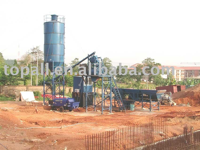 Export Batching Plant(Concrete Batching Plant)