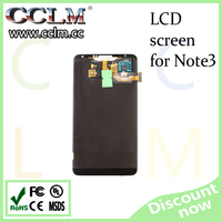 for samsung galaxy note 3 n9005 n9000 lcd with touch screen digitizer assembly, mobile phones display touch screen for note 3