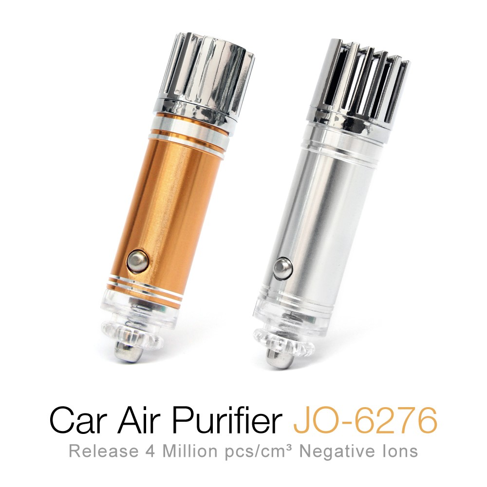 Portable Installation and Electrical Power Source Car Ionizer Air Purifier China