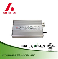 Hot sale dc 24v ac 110v 250w power supply waterproof IP67