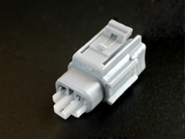 male dc connector 4-pin connector sheath