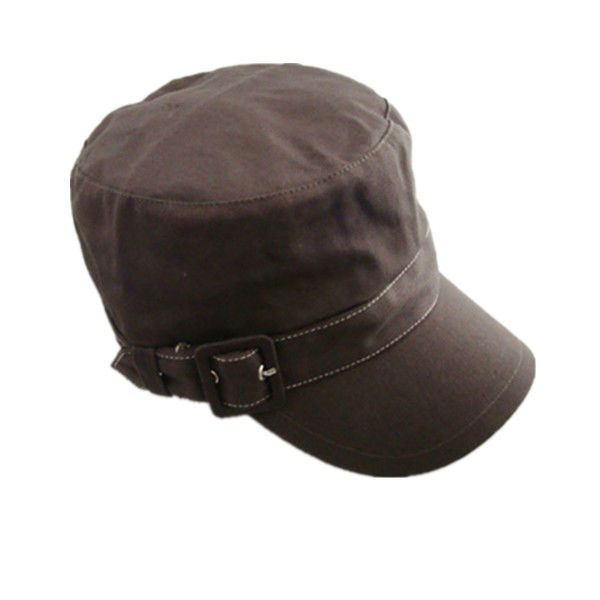 Wholesale Military Hats Flat Top Military Dress Hat Winter Hats