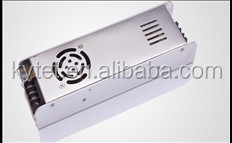 led long strip shape power 360W With Fan supply series