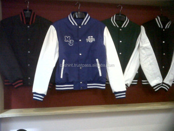 Baseball Letterman Jacket/England Style baseball Jacket/Casual Baseball varsity Jacket