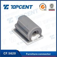 [CF.5620]Furniture fittings plastic joint cabinet corner connector