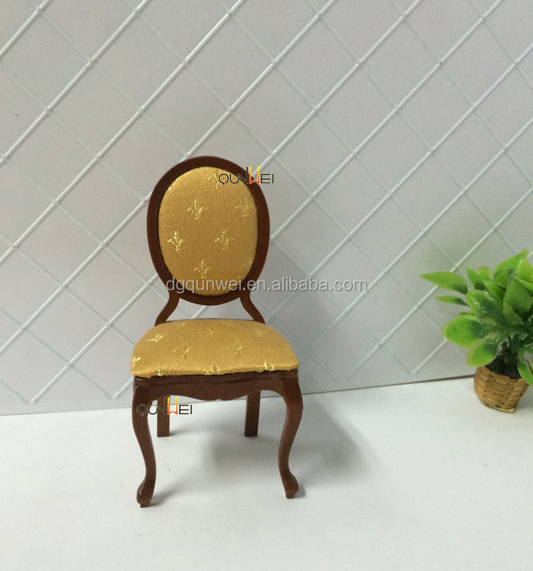 dollhouse miniatures furniture wholesale living room Sofa Chair Set QW60442