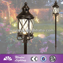 Housing LED garden lawn lamps
