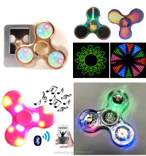 2017 Finger Spinner Metal,Led Hand Spinner Toy Led,Fidget Spinner Led Light