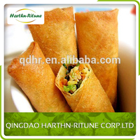 frozen spring roll with different flavour