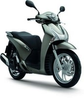 NEW JAPAN MOTORCYCLE & SCOOTER SH125 SH150