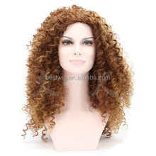 synthetic wet and wavy cheap lace front wig