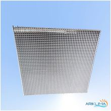 Aluminum good quality standard egg transport crate any sizes avalable EC