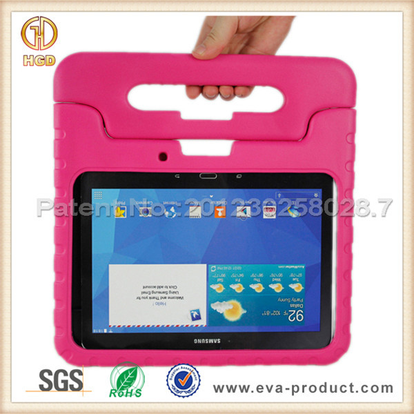 Shockproof Plastic Rubber Case for Samsung Galaxy Note 10.1 N8000
