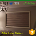 Automatic zebra roller shades/ Manual zebra roller shades