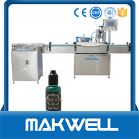 ejuice flavor filling packing machine with high quality
