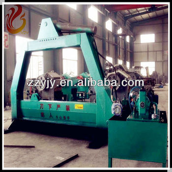 Automatic log wood splitter for cutting wood