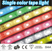 High quality LED 3528 smd specifications tape light RoHs CE