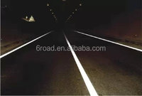 Reflective Thermoplastic road marking traffic paint