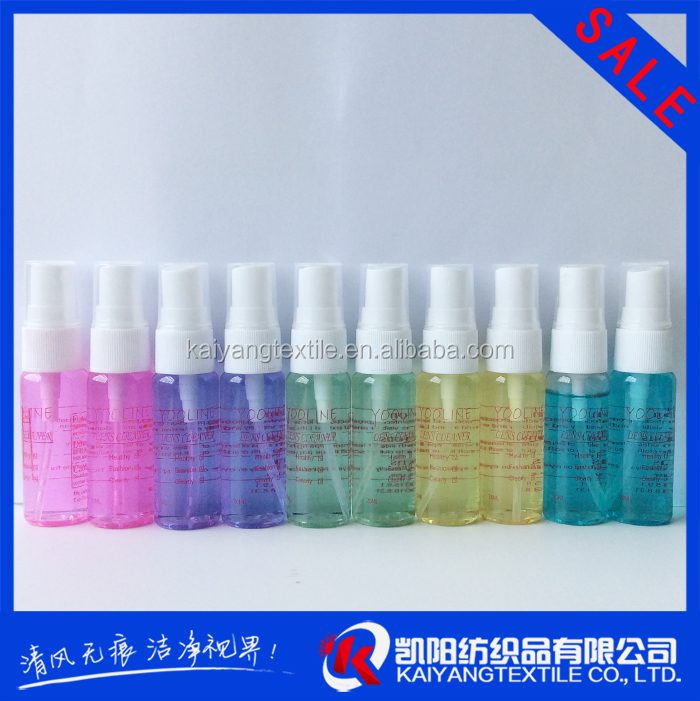 Made in China 30ml/50ml lens cleaner spray for eyeglass,cell phone,tablet and camera with label