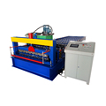 Color Steel Russia Type Forming Machine For Sheet Metal Rolled C18 Roof and Wall Panel