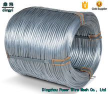 low price galvanized iron wire from Dingzhou Power Wire Mesh Co.,Ltd.