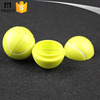 tennis shape fancy cute empty ball lip balm container