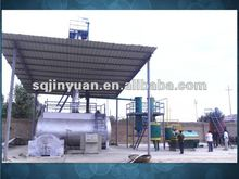 Waste engine oil refinery to diesel plant with CE and ISO