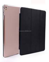 New for iPad Air Smart Case Shapes Folding Cross Pattern Cover For Ipad With Automatic Sleep & Wake-Up Function