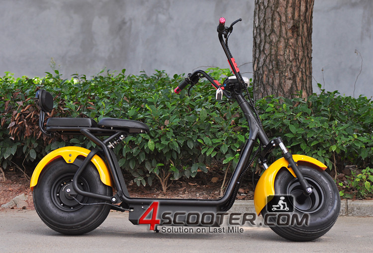 City bike electric motorcycle and scooter bike of new design city coco with rearview mirror