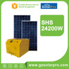 21000w solar system home power kit for home power system