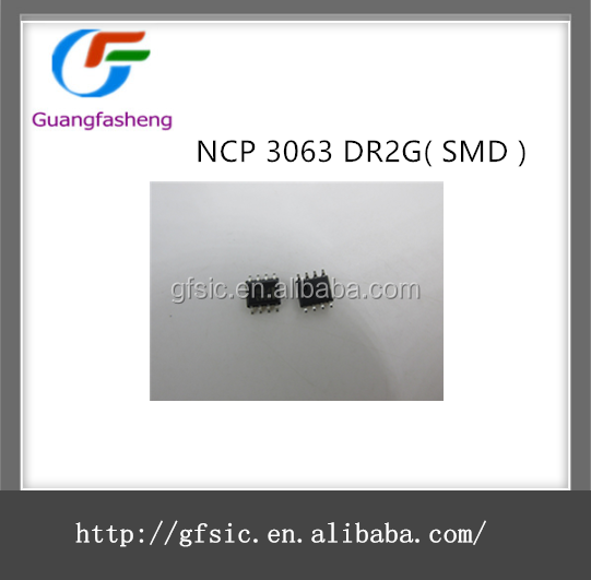 hot sale new and original NCP 3063 DR2G( SMD ) ic chips with high quality