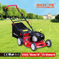 2016 New design B&S engine CE certification for wholesale hand push lawn mower