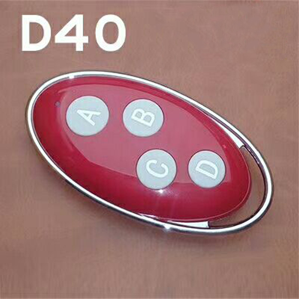 Factory price smart home digital 433mhz remote control rf light transmitter