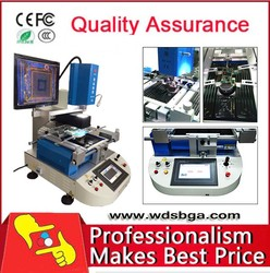 affordable price WDS 620 full line of high end Split Vision BGA Rework Stations for PCB repair