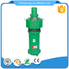 stainless steel body 1 hp sewage multi-function submersible water pump