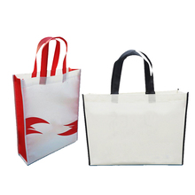 Wholesale price environmental new pp non woven shopping bag