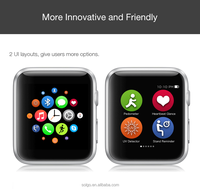 new fashion heart rate smart watch