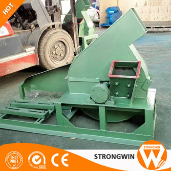 Strict Quality Inspection Wood Sawdust Crusher Machine